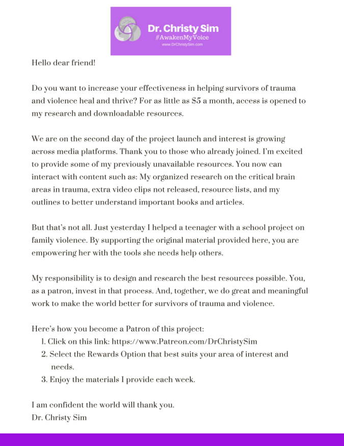 Support Letter- PNG
